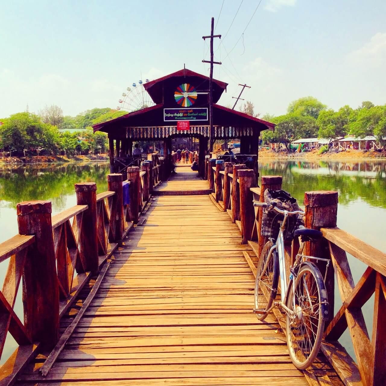 Mandalay Biking Tour 4
