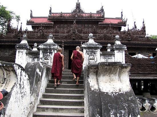 Mandalay Hill Day Trip 1
