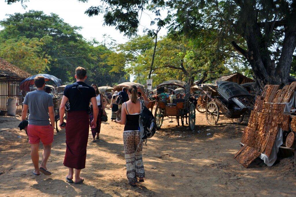 Mandalay Sightseeing Tour 5