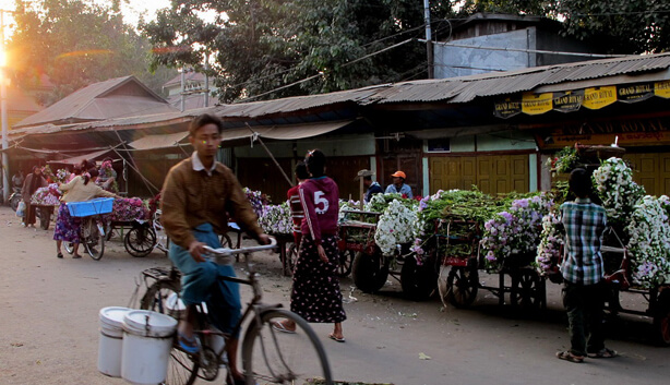 Mandalay City Tour 5