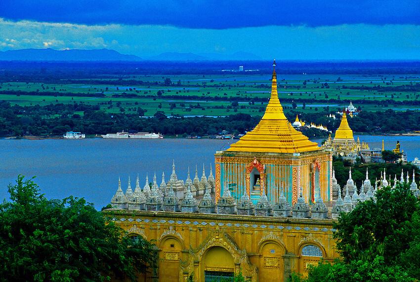 Mandalay Sightseeing Tour 2